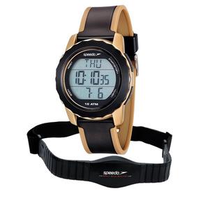8f1aa432978 Monitor Cardiaco E Contagem De Calorias - Relógio Speedo Masculino ...