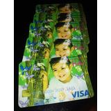 Tarjetas/invitaciones Tipo Visa