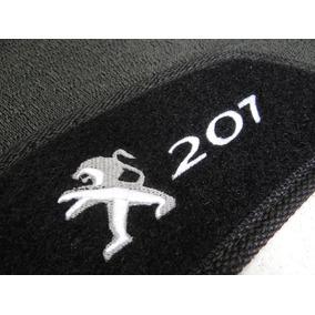 Jogo Tapete Peugeot 207 Borracha 5 Peças O Melhor Do Mercado