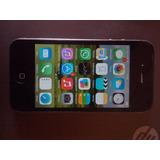 Iphone 4 8gb Funcional, Sin Icloud, Con Detalle En Cámara