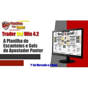 Trader Gol Win 4.2- 100% Automatizada - Leia A Descrição
