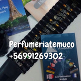 Muestrario Parfums D Parfums + 2 Perfumes De 100 Ml