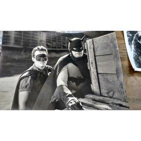 Foto Antigua. Película. Batman El Murciélago. Original .