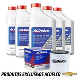 Kit Troca De Oleo 5w30 Sm E Filtro Astra Vectra Zafira Flex