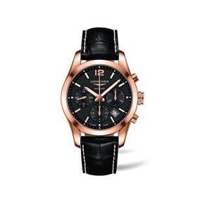 Longines Conquest Classic Reloj De Oro Sólido 18k L