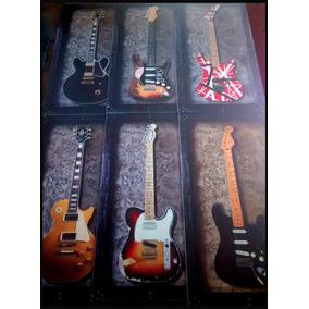 Poster Acrilico Guitarra Vitrina