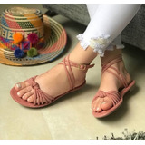 Sandalias Zapatos Hermosos Nacionales Ponte A La Moda