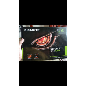 Placa De Video Gigabyte Gtx 1060 3gb Windforce 0c
