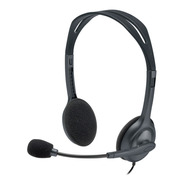 Headphone Multidispositivos Logitech H111 - Novo