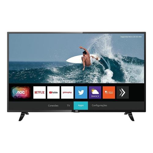 """Smart TV AOC 32S5295/78G LED HD 32"""""""