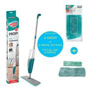 Spray Mop 2 Em 1 - Limpa Janela Vertical E Piso C/ 2 Refil