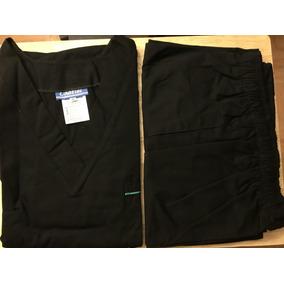 Uniforme Quirúrgico Chastel Caballero Color Negro