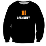 Poleras Personalizados Call Of Duty Black Ops Logo Ps4