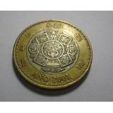 Moneda Estados Unidos Mexicanos Año 2001