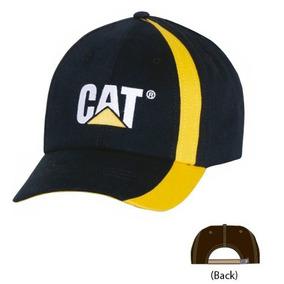 Gorra Cat Negra - 1120044-016