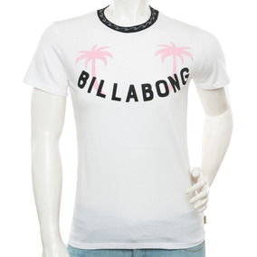 Remera Robin Blanco Billabong Fluid Tienda Oficial