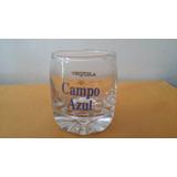 Vaso Shot Tequila Campo Azul Souvenir Cantina Bar Mexico