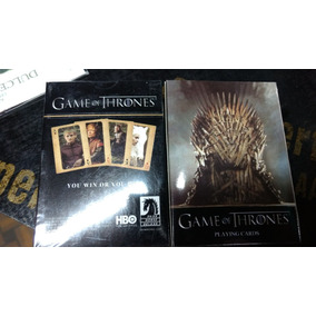 Cartas Poker Game Of Thrones