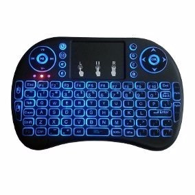 Teclado Mini Cx Lk-096ag Wireless Retroiluminado