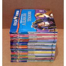 Livros: Coleção Recontar - 27 Títulos + 5 Livros De Brinde