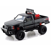 Motor Max W/b Off Road 1992 Chevrolet 454 Ss Pickup 1:24