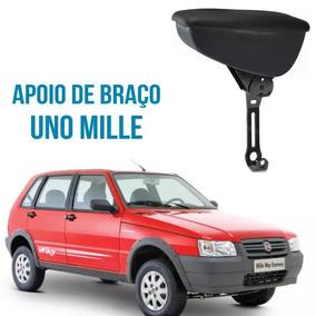 Acessório Apoio De Braço Para Fiat Uno Mille