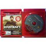 Juego Ps3 Resistance 2 {sony Original} Fisico Nuevo Sin Uso