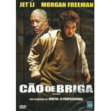Dvd - Cão De Briga - Jet Li - Original Lacrado
