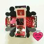 Caja Sorpresa Explosiva Mickey Y Minnie Fiestas Infantiles