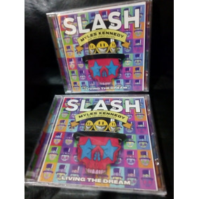 Slash Living The Dream Cd Nuevo Original Sellado