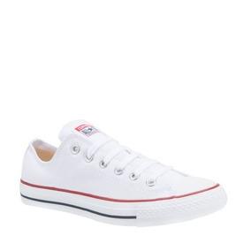 Zapatos blancos con cordones Converse Chuck Taylor para hombre SphcA34