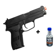 Pistola Airsoft Rossi Vigor Spring P226 6mm + 300 Bbs 0.20g