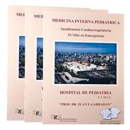 Medicina Interna Pediátrica - Combo 3 Tomos. Fund Garrahan