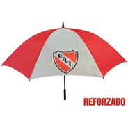 10 Paraguas Gigantes Reforzados Personalizados Con Tu Logo