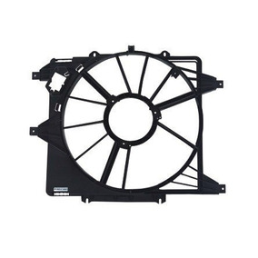 Defletor Do Radiador Renault Sandero 1.0 1.6 07 Com Ar