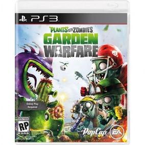 Jogo Plants Vs Zombies - Garden Warfare (novo) Ps3