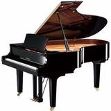 Piano Acustico Yamaha C5xpe De Cola Negro