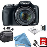 Camara Canon Powershot Sx530 Hs 16mp Wi-fi Super-zoom Digita