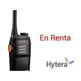 Renta De Radio Tc-320 Por Semana (incluye Cargador Y Bat)