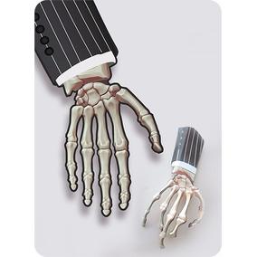 Caixinha Lembrancinha Mão Esqueleto 6 Un Época De Halloween