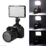 Reflector De Luz Led Para Camaras Y Filmadoras 176 Led,nuevo