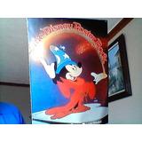 Libro De Posters Antiguos De Walt Disney