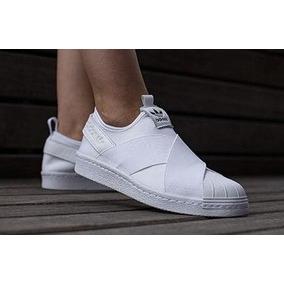2ab495f1bc5 Tenis Vans Feminino Florido - Tênis Adidas Branco no Mercado Livre ...
