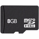 Memoria Micro Sd 8gb Celulares Mp3 Garantia