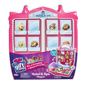 Set Hotel Y Spa Gift Ems Jakks Pacific