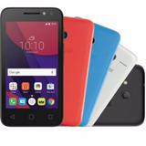 Smart Fone Alcatel 4034 Pixi4 Dual Metalic