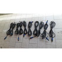 Cables Para Cornetas, Miniteca, Audio, 2x16 St