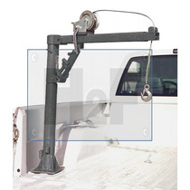 Broca Grua Para Pick Up De 1/2 Tonelada Con Cable Winch