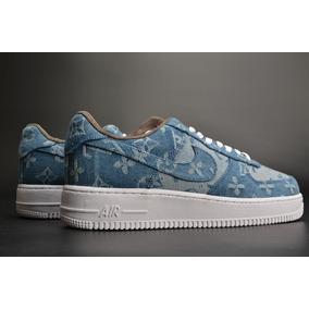 Zapatillas Nike Supreme Jean Con Caja Unisex