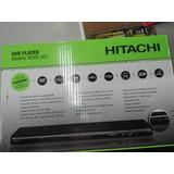 Dvd Hitachi Modelo Hdvd-927 Con Control Remoto